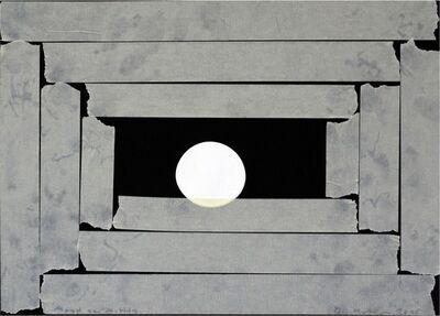 Thomas Hartmann, 'Mond am Mittag', 2009