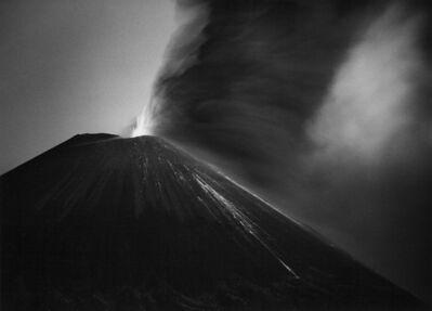 Flor Garduño, 'Erupción', 1989