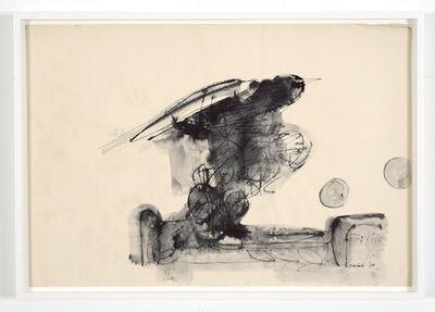 Ibrahim El-Salahi, 'By His Will, We Teach Birds How to Fly No.9', 1969