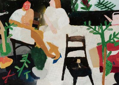 Mitch Mantle, 'Empty Chair', 2019