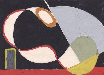 Nicolaas Warb, 'Untitled (Interior)', 1945-1950
