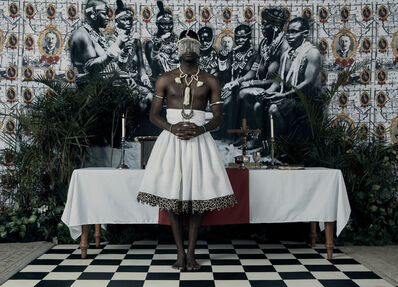 Kudzanai Chiurai, 'Genesis (je n'isi isi) IV', 2016