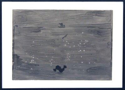 Renato Ranaldi, 'Il relitto dell'Omino Totale', 1989