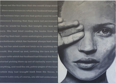 Norberto Roldan, 'Kate Moss', 2014