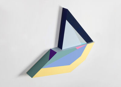 Zin Helena Song, 'Polygon in Space #20', 2014