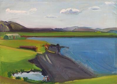 Temma Bell, 'Thingvallavatn II', 1973