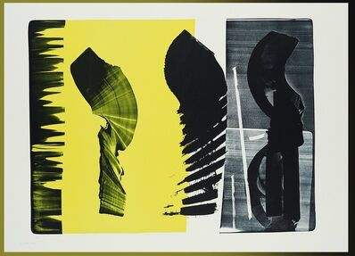 Hans Hartung, 'L-14A-1974', 1974