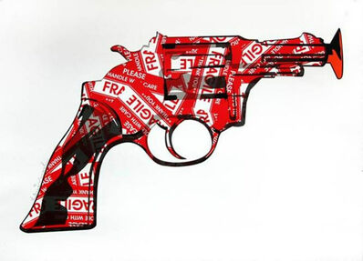 Mr. Brainwash, 'Fragile', 2013