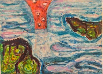 Gregory Amenoff, 'Watry Shore', 2003
