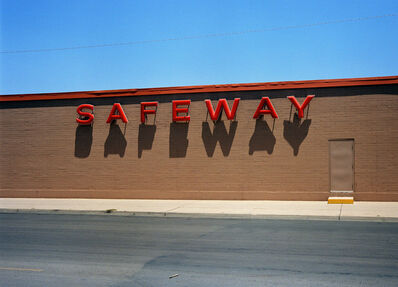 Wim Wenders, ''Safeway,' Corpus Christi, Texas', 1983