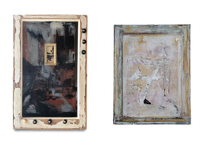 Mildred Howard, 'Untitled Diptych ', 1992 & Date Unknown