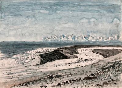 Lin Chuan-Chu, 'Kinlun River Estuary 金崙溪河口', 2020