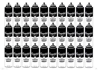 Death NYC, '30 Soup Spray Black', 2012