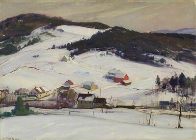 Aldro Thompson Hibbard, 'Winter, Vermont', 20th Century