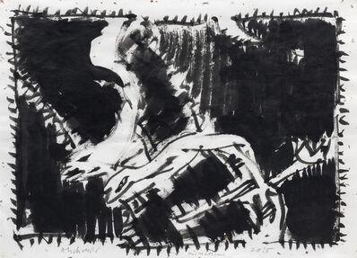 Pierre Alechinsky, 'Mimétisme', 2015
