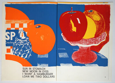Tom Wesselmann, 'Still Life (from One Cent Life) ', 1964