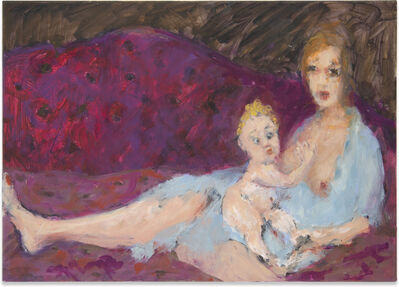 Eva Beresin, 'Untitled (Mom & Baby)', 2020