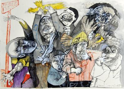 Sergio Moscona, 'Prohibido volar !', 2020