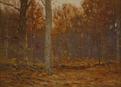 Leonard Ochtman, 'Fall Meadow', ca. 1910