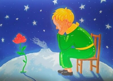 Shen Jingdong, 'Little Prince', 2016