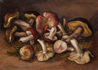 Samson Flexor, 'Nature morte aux champignons', 1943