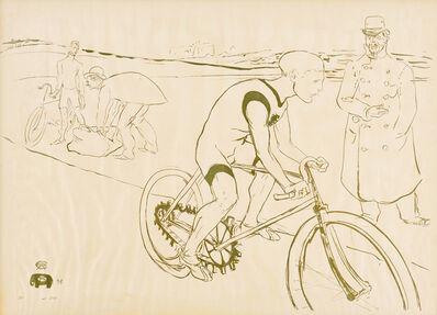 Henri de Toulouse-Lautrec, 'Cycle Michael', 1896