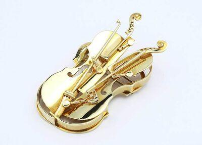 Arman, 'Violino', 1990
