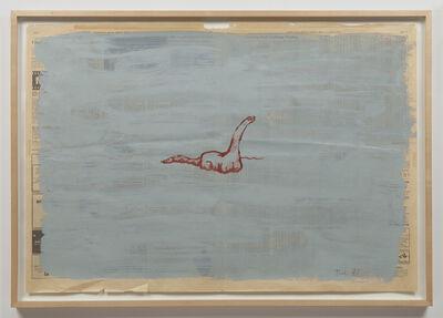 Paul Thek, 'Untitled (Dinosaur)', 1975