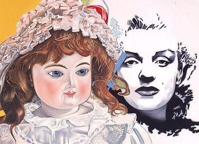 Erró, 'Marilyn', 2000-2010