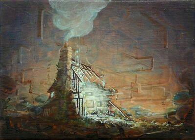 Tom Ormond, 'Small Studio Painting', 2013
