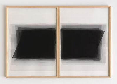 Joachim Bandau, 'untitled, 18.2. 2004 (two-piece work)', 2004