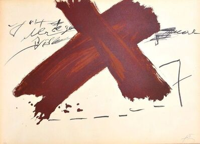 Antoni Tàpies, 'Untitled ', 1974