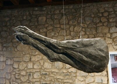 Jose Cobo, 'Hung Dog Legs', 2002
