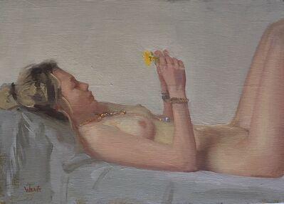Robbie Wraith, 'Bessie and Dandelion', 2023
