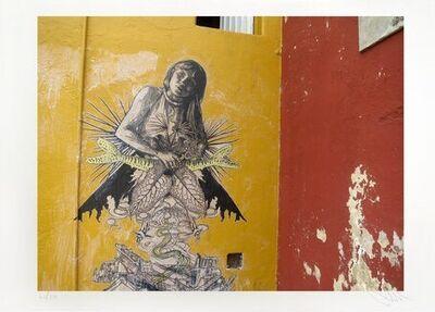 Swoon, 'Kamayura, Oaxaca', 2013