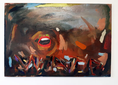 We Are The Painters, 'Paysage, Bouche, WATP', 2016