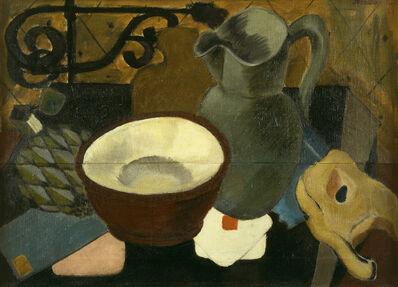 John Graham, 'Still Life with Saw', 1925