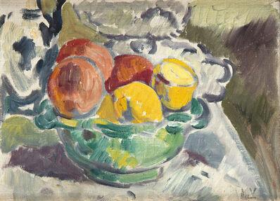 Louis Valtat, 'Compotier aux fruits', ca. 1910