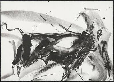 Elaine de Kooning, 'Taurus XII ', 1973