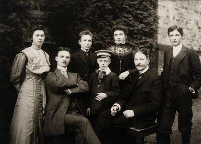 August Sander, 'Family ', 1911