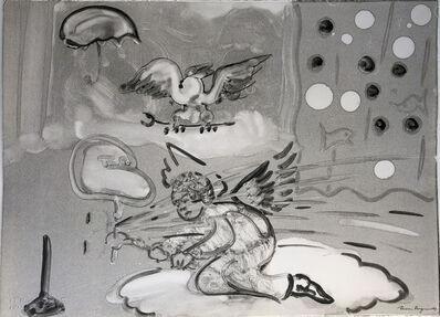 William Wegman, 'Plumbing', 1987