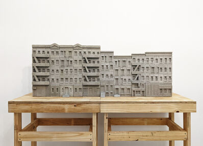 STUDIO KYSH—, 'Architecture of Insecurity Take I', 2021