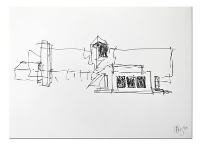Frank Gehry, 'The Burns Building', 1980