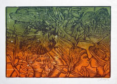 Choco, 'Field scene', 1993
