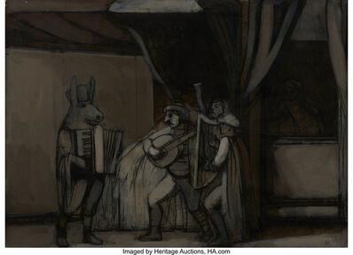 James Weeks, 'Sacred and Profane Music', 1975