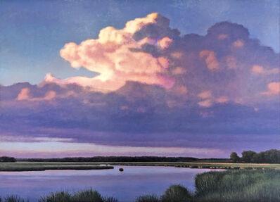 Jeff Aeling, 'Evening Cumulous & Pond', 2019