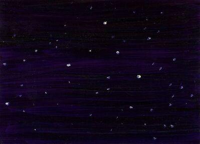 Lois Dodd, 'Starry Sky', 2015
