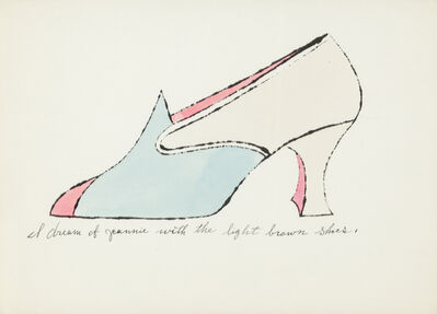 Andy Warhol, 'I Dream of Genie with the Light Brown Shoes', 20th Century