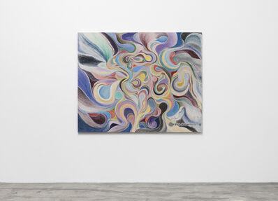 Chris Johanson, 'Untitled (Painting 8 of 12)', 2019