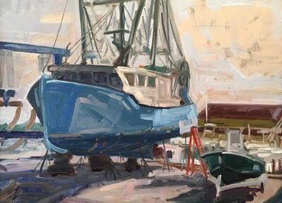 Benjamin Lussier, 'Bobo's Boat', 2017